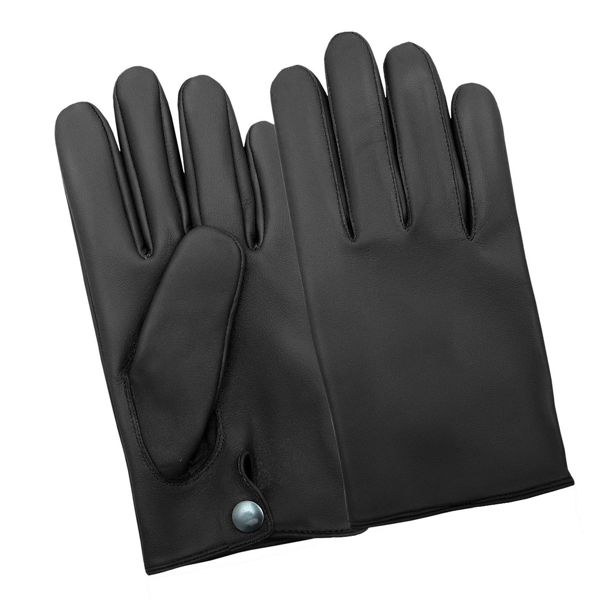 Dam Leather Weight Lifting Gym Gloves Real Leather Women S: LEATHER DRIVING SKIN FIT GOLVES BIKER CHAUFFEUR SOFT