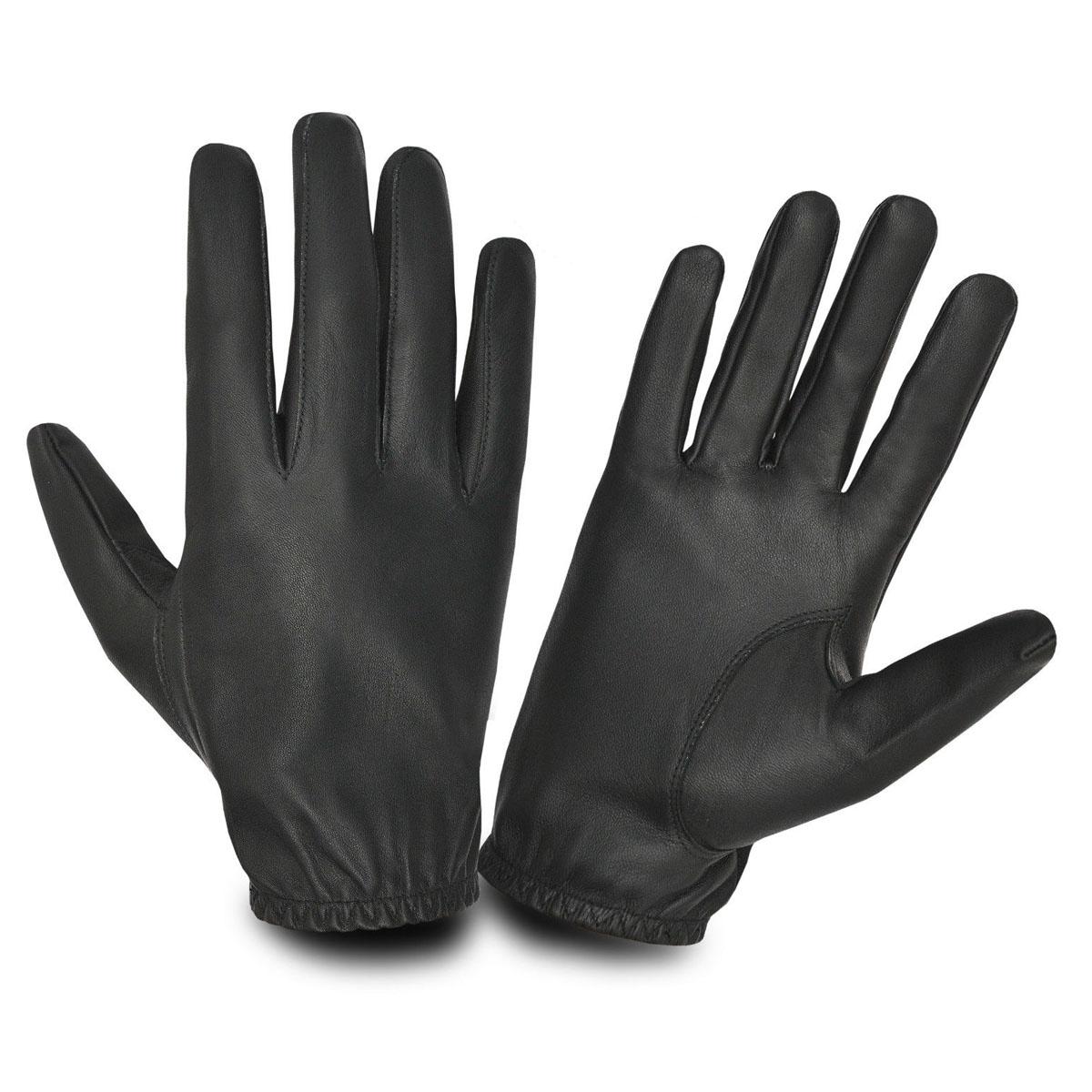 Men/'s Motorbike Driving Gloves Sheep Leather Chauffeur Vintage Fashion Retro